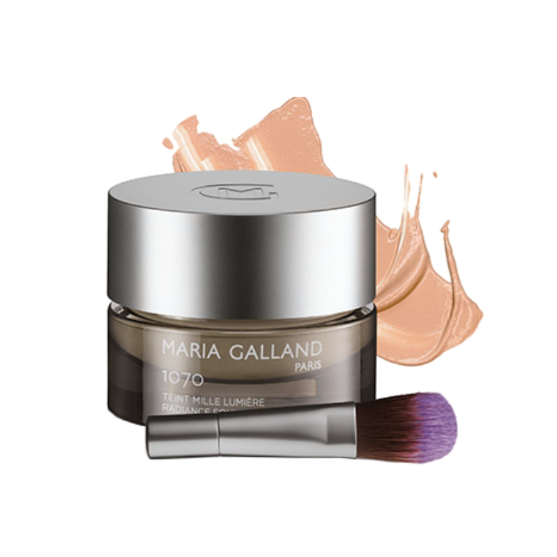 rozjasňující anti-aging make-up Maria Galland 1070