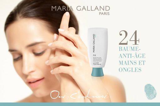 krém na ruce Maria Galland 24