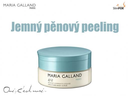 tělový peeling Maria Galland 412