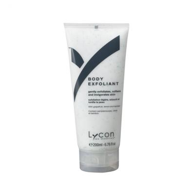 LYCON krémový tělový peeling