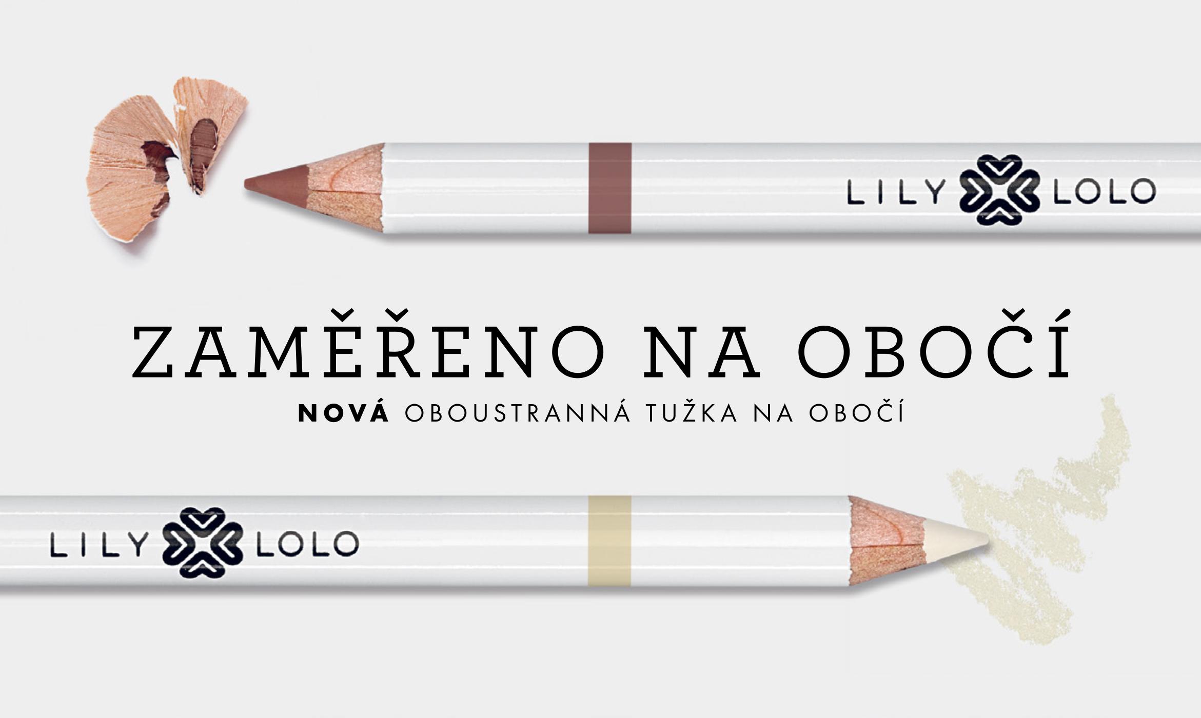 tužka na obočí Lily Lolo