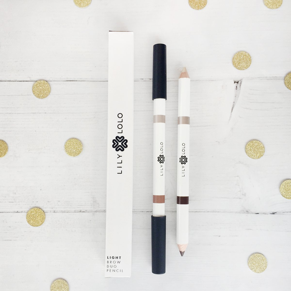 Tužka na obočí Lily Lolo ve 2 odstínech