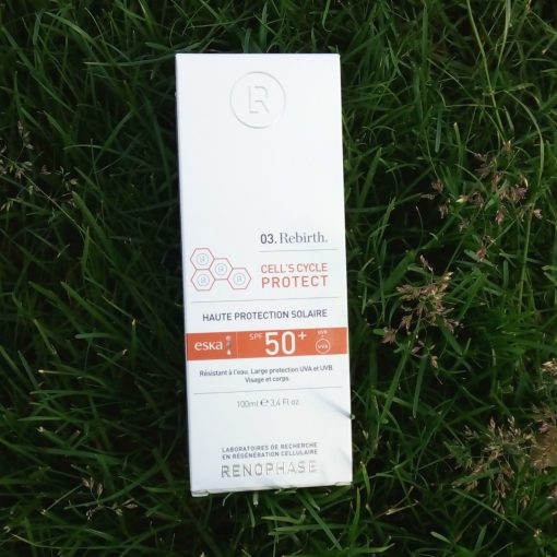 RENOPHASE CELL´S CYCLE PROTECT opalovací krém s SPF 50