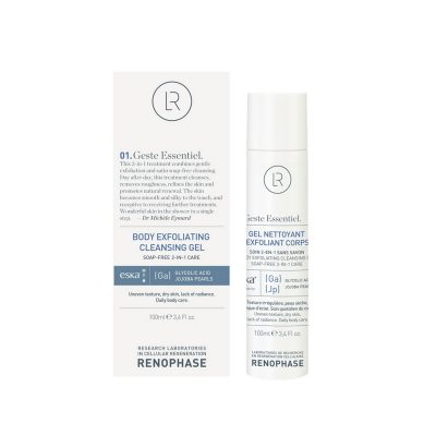 Renophase Body Exfoliating Cleansing Gel