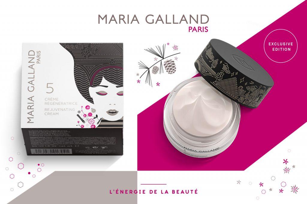 Omlazující noční krém Maria Galland 5 limitovaná edice