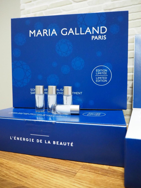 Maria Galland regenerační esence se safírem 012