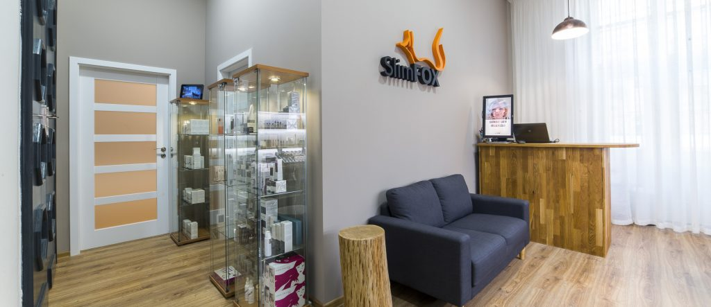 Kosmetický salon SlimFOX