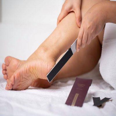 Profesionální pilník na nohy