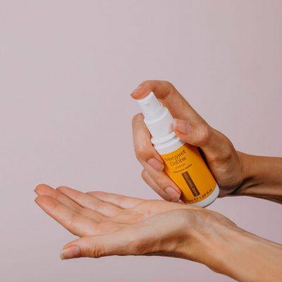 Výživný antibakteriální gel na ruce Margaret Dabbs