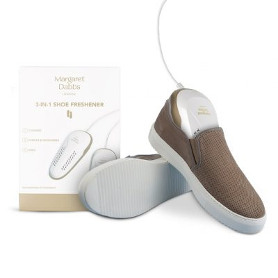 Elektrický osvěžovač obuvi 3v1