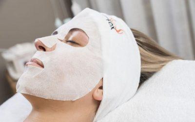 Masky s nanovlákny