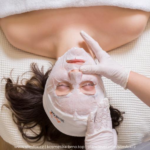 [n]fibrecare maska pleťová SlimFOX