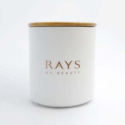 Rays of Beauty keramická dóza